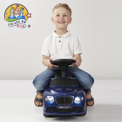 宾利欧陆 GT Speed 骑行玩具车 喷漆版326P