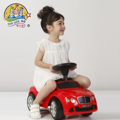 宾利欧陆 GT Speed 骑行玩具车326